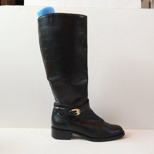 Etienne Aigner Legacy II Riding Boots Womens Sz 9